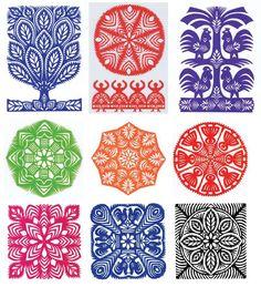 Wycinanki: Polish Papercutting