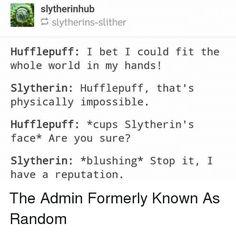 Image result for slytherin memes
