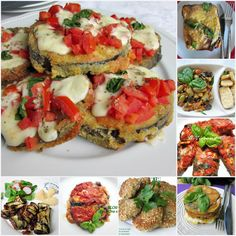 ricette con le melanzane raccolta ricette salate