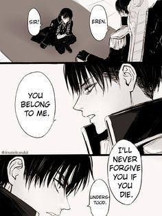 """aurieackerman: """" Artist: Lena_レナ   Source: ♡   Twitter: inunekosukii   Pixiv: id=4269065 Translation: undercover-witch   Editing & Typesetting: aurieackerman Translated & posted with permission. ※ Do not repost, edit, or delete the credits. Please..."""