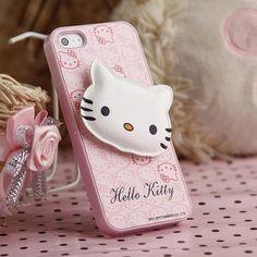 Cute Hello Kitty Samsung Galaxy S4 Case, Lovely Mobile Phone Bags Cases for Samsung Galaxy SIV S4 i9500