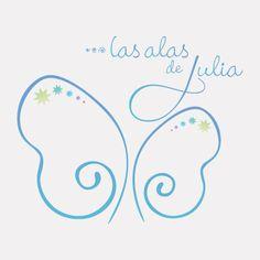 Logotipo para Las alas de Julia