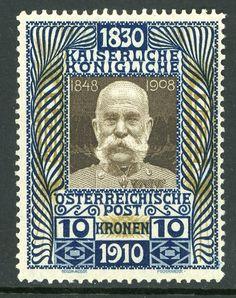 Von Stuck Secession | Koloman Moser – Poster stamp 1910 #2