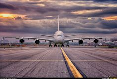 Lovely HDR picture of this Airbus A380-861 F-HPJA from Air France at New York - John F. Kennedy Intl.
