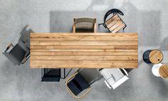 Split Tisch von Henrik Pedersen, 2013 - Designermöbel von smow.de