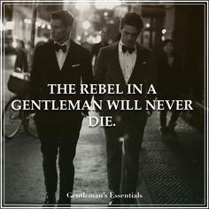 Rebel    www.gentlemans-essentials.com