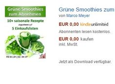 Gratis: Smoothie-eBooks im Viererpack zum Nulltarif http://www.discountfan.de/artikel/essen_und_trinken/gratis-smoothie-ebooks-im-viererpack-zum-nulltarif.php Smoothies sind groß im Kommen. Wer sich in die Welt der gesunden und meist auch leckeren Säfte einarbeiten möchte, kann dies nun zum Nulltarif tun: Via Amazon sind vier Smoothie-eBooks zum Nulltarif zu haben. Gratis: Smoothie-eBooks im Viererpack zum Nulltarif (Bild: Amazon.de) Die kostenlosen Sm... #Ebook, #Grati
