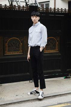 Korean Male Models : Photo