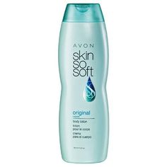 SKIN SO SOFT Original - softens and conditions skin with Jojoba Oil. Experience crisp botanicals and fresh herbals. For ultimate softness. 11.8 fl. oz.  TO USE:  Smooth all over body daily.
