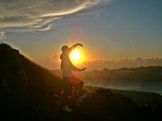 Mount Batur sunrise trek @Dea Villas  |  #Sun #Bali #DeaVillas