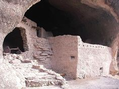 Gila Cliff Dwellings National Monument - Silver City, New Mexico