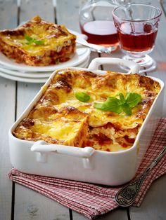 Mamma Mia sind die gut! 15 Lasagne Rezepte