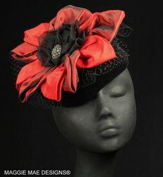 Couture Millinery - Custom Cocktail Hats - Fascinators d9cc94523ba