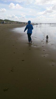 ....on the beach....