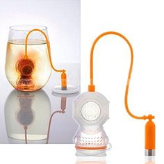 Tea Ball Strainer Deep Tea Diver Infuser Loose Leaf Strainer Bag Mug Filter Friends Nice Tea Strainer ** To view further for this item, visit the image link.