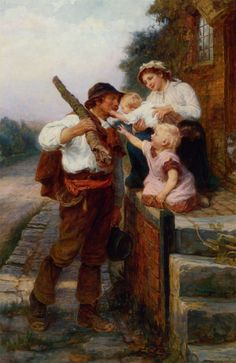 Frederick Morgan, A Father's Return