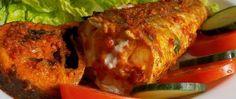Recept Grilovaný hejk 21 Day Fix, Meatloaf, Turkey, Menu, Food, Peru, Menu Board Design, Meal, Essen