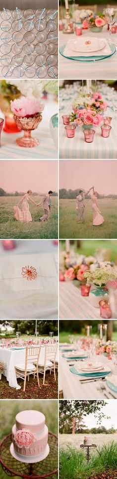 once.daily.chic: Pretty In Pink - Wedding inspiration for my cousin Lucy!