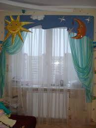 Resultado de imagem para шторы в детскую