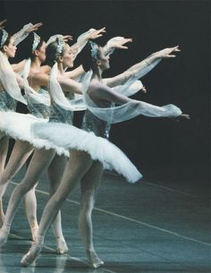 {beautiful inspiration : a charming mix of things} by {this is glamorous}, via Flickr | #ballet