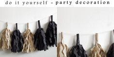 partydecoration  looks like brooms