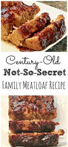 After making this one time, you'll never use another meatloaf recipe again! This can be made with ground beef OR turkey, is sweet, savory, and sure to make your entire house smell good!