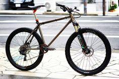 MTB マウンテンバイク YAMADORI 2nd 26 Mtb 26, Cool Bikes, Mountain Biking, Wheels, Wings, City, Vehicles, Beauty, Vintage