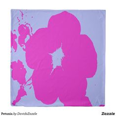 Petunia Duvet Cover  Available on more products! Type in the name of the design in the search bar on my Zazzle Products Page. Thanks for looking!  #flower #floral #abstract #art #zazzle #buy #sale #pattern #print #all #over #pink #blue #nature #planet #earth #duvet #cover #bedroom #bedding #sleep #home #decor