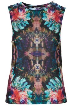 Mirror Tank By Workshop - New In This Week - New In - Topshop USA