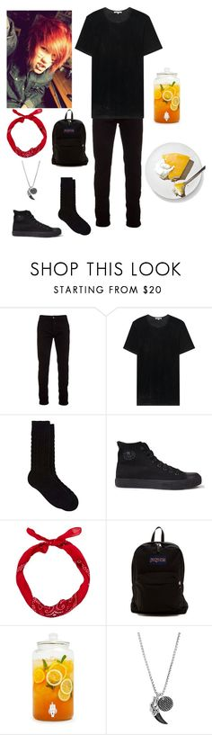 """Raph"" by martyyok ❤ liked on Polyvore featuring Marcelo Burlon, Cotton Citizen, Corgi, Dunlop, JanSport, Sur La Table, John Hardy, men's fashion, menswear and story"