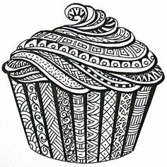 I would not get this tattoo because I have no sort of emotional attachment to cupcakes. It's still pretty awesome though.