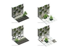 Gallery of Studio LOKAL Wins Copenhagen Residential Competition With Hanging Gardens Tower - 12
