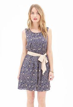 que es un personal shopper - vestido estampado floral