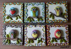 Pebble Pictures, Pebble Art, Stone Art, Rock Art, Painted Rocks, Arts And Crafts, Polymers, Projects, Handmade