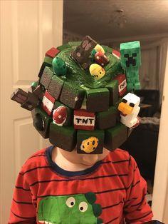 World book day costumes minecraft