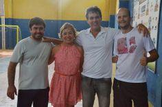 Notícias de São Pedro da Aldeia: SÃO PEDRO DA ALDEIA - Monitores de Educação Física...