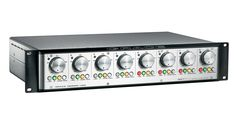 m801 8 channel mic preamplifier