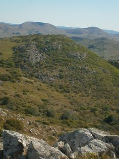 Cerro Campanero. Minas, Lavalleja, Uruguay