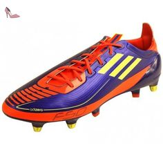 F50 ADIZERO PRIME SG - Chaussures Football Homme Adidas  Amazon.fr   Chaussures et Sacs ffee0c3264dba