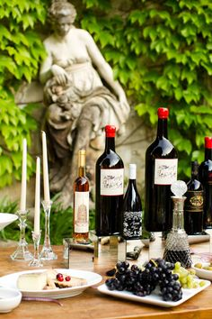 Tuscany Inspiration Shoot By Mike Larson Photographers Inc Wine Tasting PartyWine PartiesBackyard