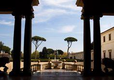 Académie de France à Rome - Villa Médicis !