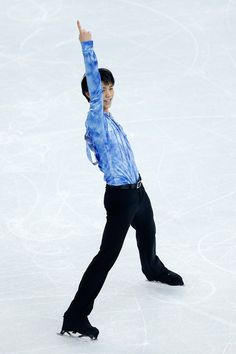 Yuzuru Hanyu Photos - Winter Olympics Press Conference - Zimbio
