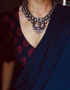 Silver Necklace – Tamara
