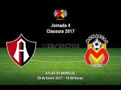 Atlas vs Morelia - http://www.footballreplay.net/football/2017/01/29/atlas-vs-morelia-2/