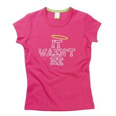 It Wasn't Me Kids T-Shirt by Hairy Baby Happy Kids, Cool Tees, Baby, T Shirt, Tops, Women, Happy Children, Supreme T Shirt, Tee Shirt