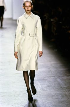 Calvin Klein Collection Fall 1999 Ready-to-Wear Photos