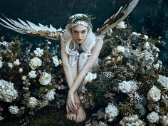 Artist Spotlight with Bella Kotak - Sue Bryce Education Photoshop, Images Lindas, Fantasy World, Fantasy Art, Fine Art Photography, Portrait Photography, Fairy Tale Photography, Dark Fantasy Photography, Dream Photography
