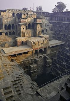 Chand Baori Stepwell in India by Joe Routon on 500px