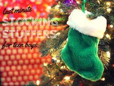 Last minute stocking