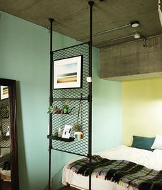Office Interior Design, Office Interiors, Milan Apartment, Room Partition Designs, Home Budget, Tiny Apartments, Small Spaces, Furniture Design, Bedroom Decor